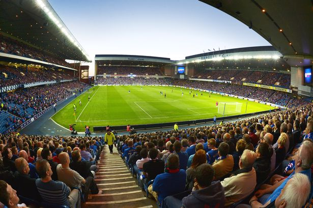 Football stadium - vaping ground zero