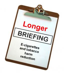 Longer briefing
