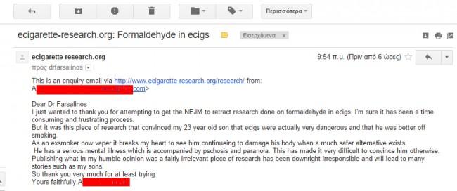 email-formaldehyde